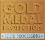 Gold Medal Protection Food Processing