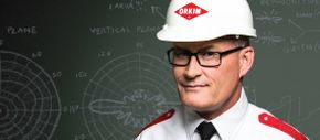 orkin man science