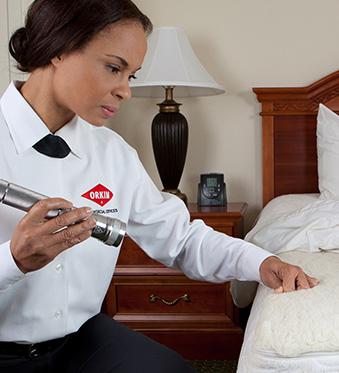 hospitality hotel integrated pest management
