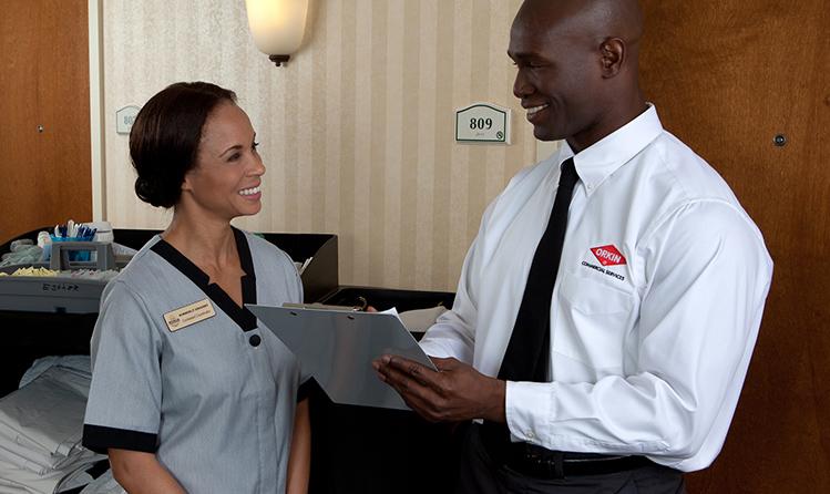 hospitality hotel pest control staff training