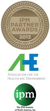 healthcare ipm partner awards logo