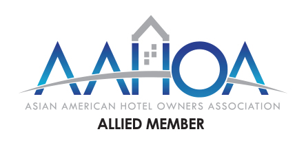 hospitality industry logos AAHOA