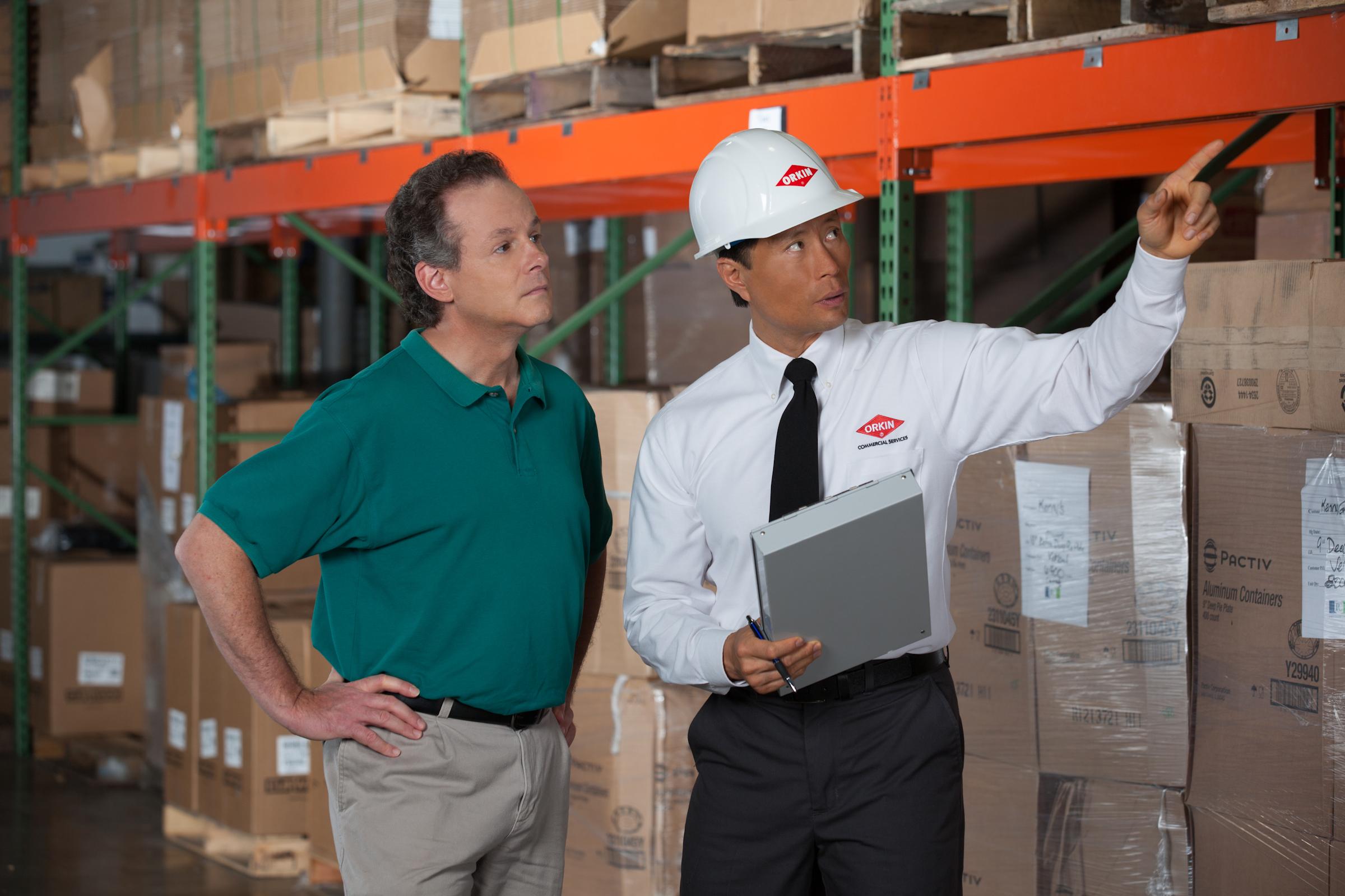 Pest Control for Logistics